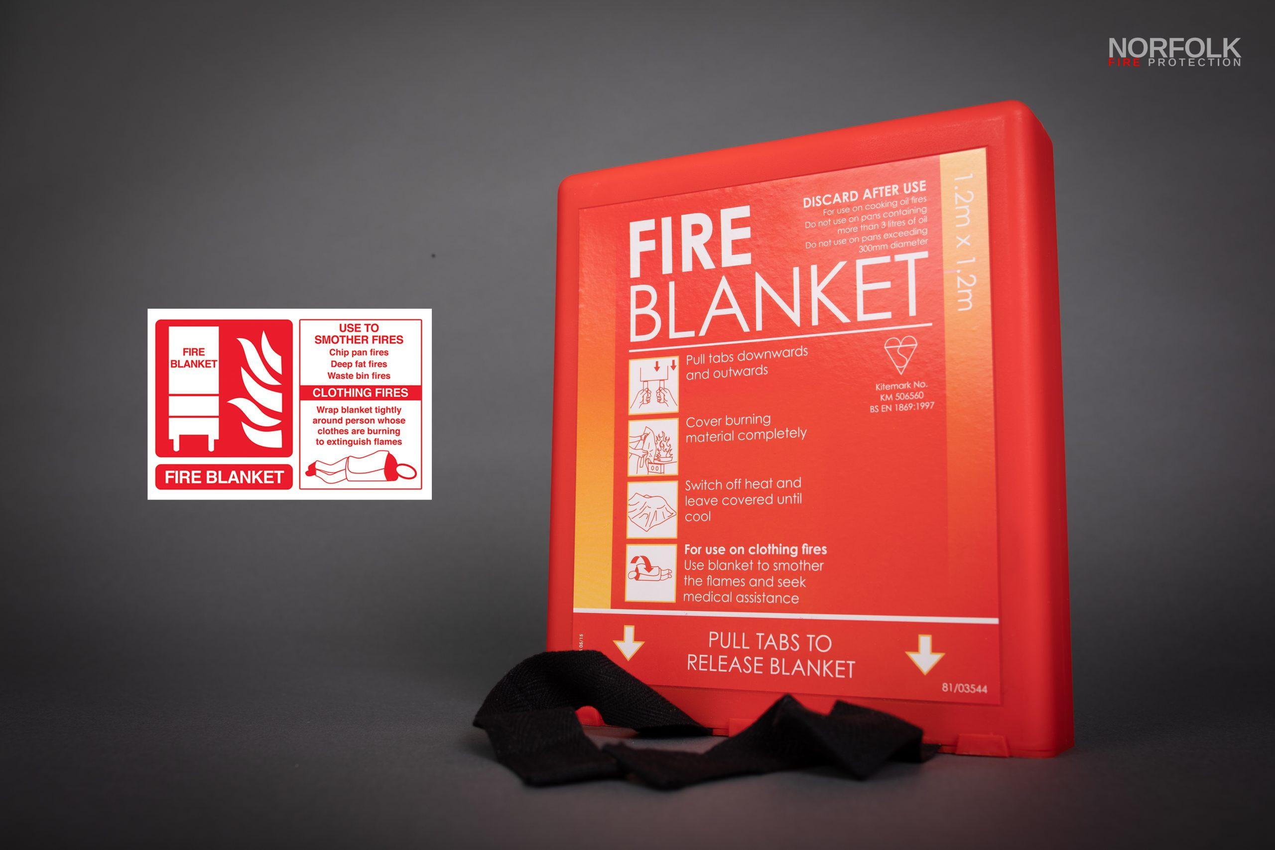 Norfolk Fire Blanket Service