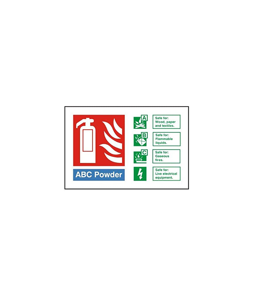 ABC Powder Extinguisher Norfolk