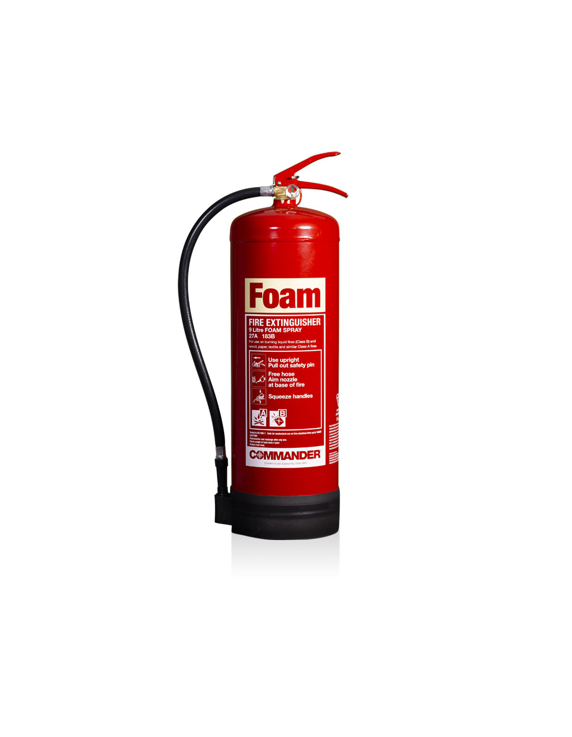 Norfolk Fire Extinguisher Servicing