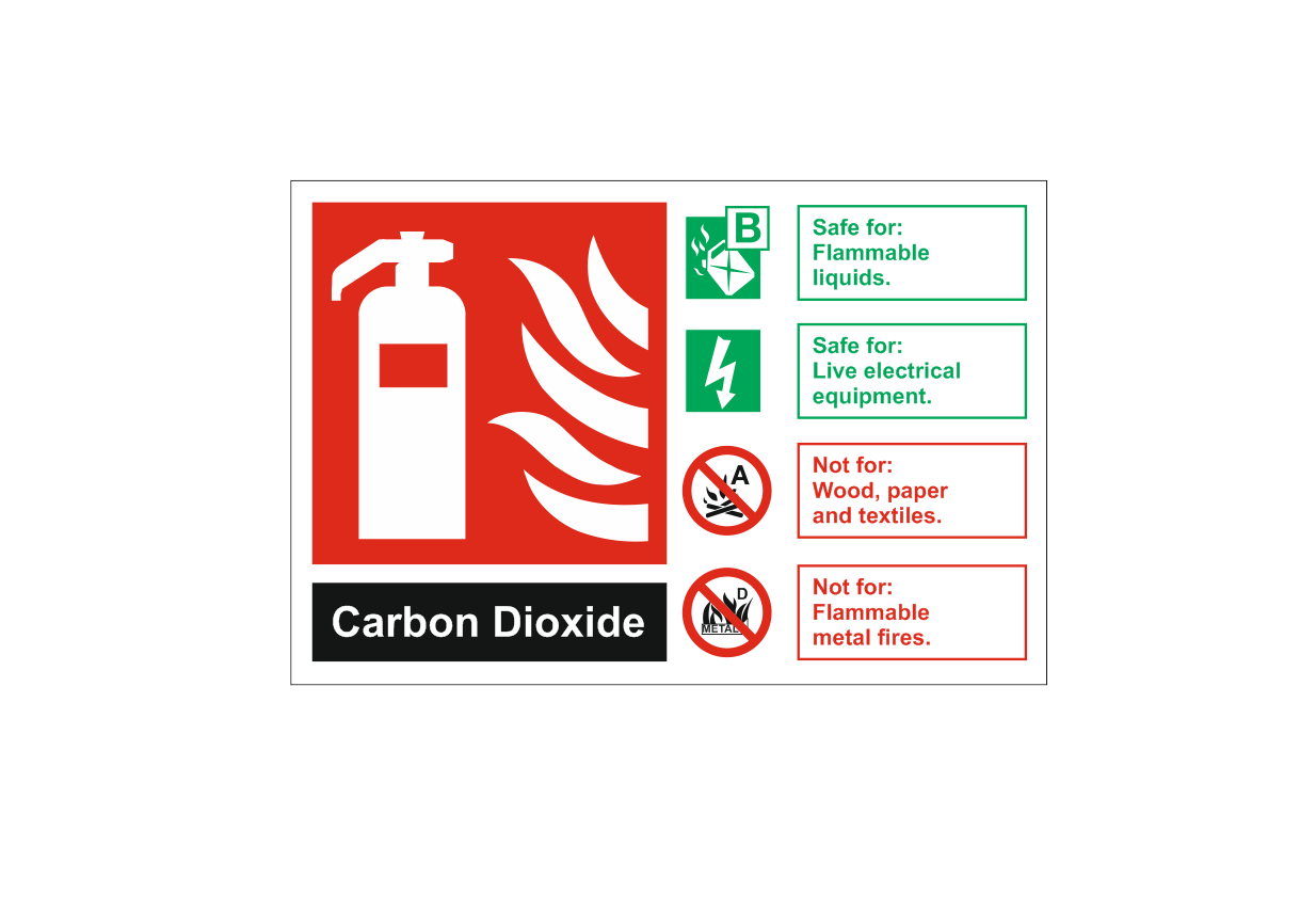 Fire Extinguisher Co2 ID