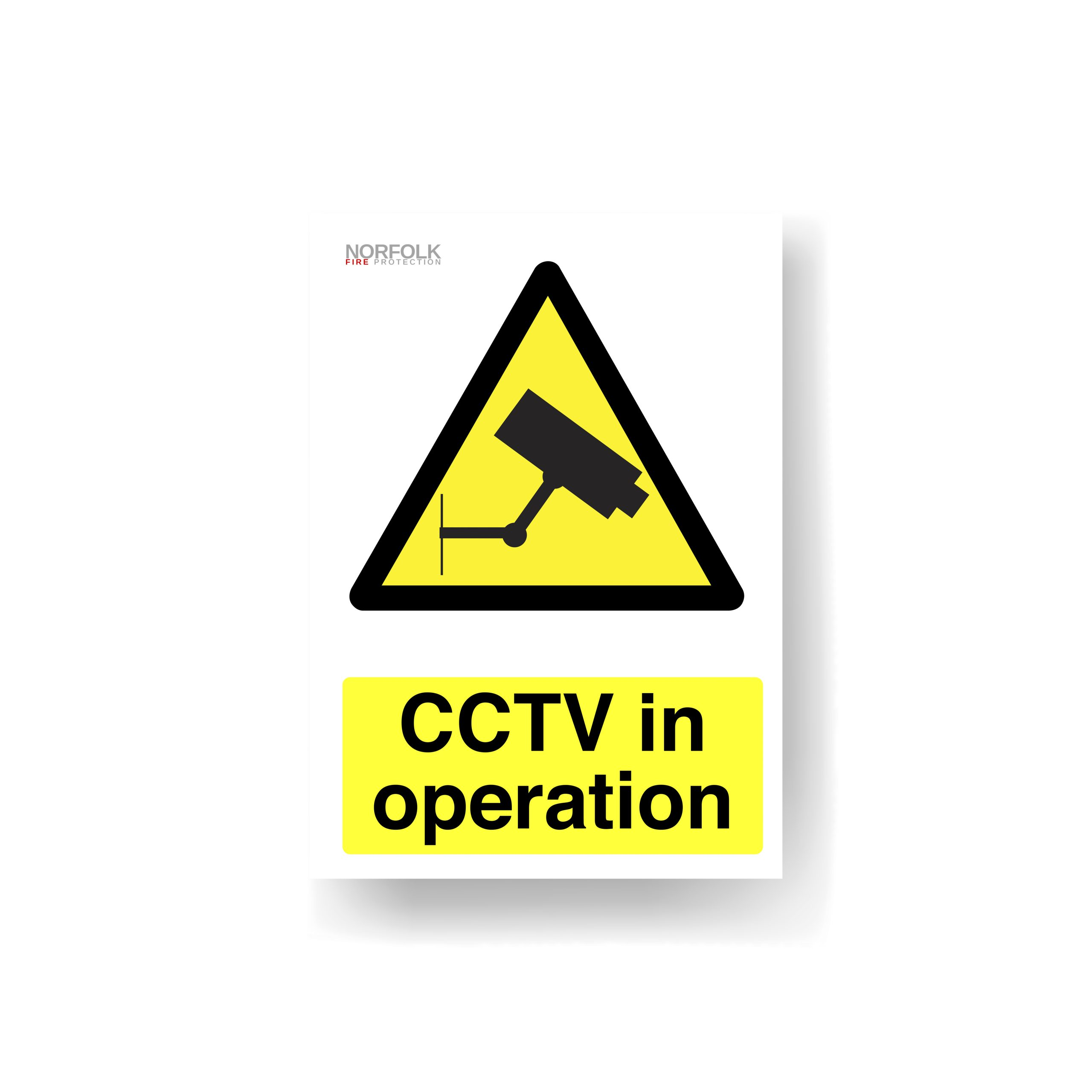 CCTV Signage Safety Survey