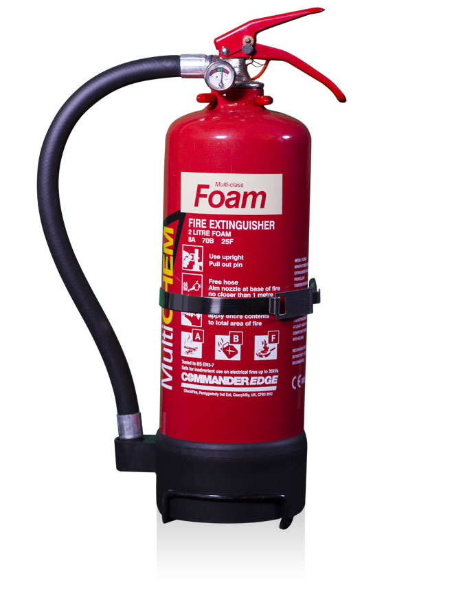 Multi Chem Extinguisher