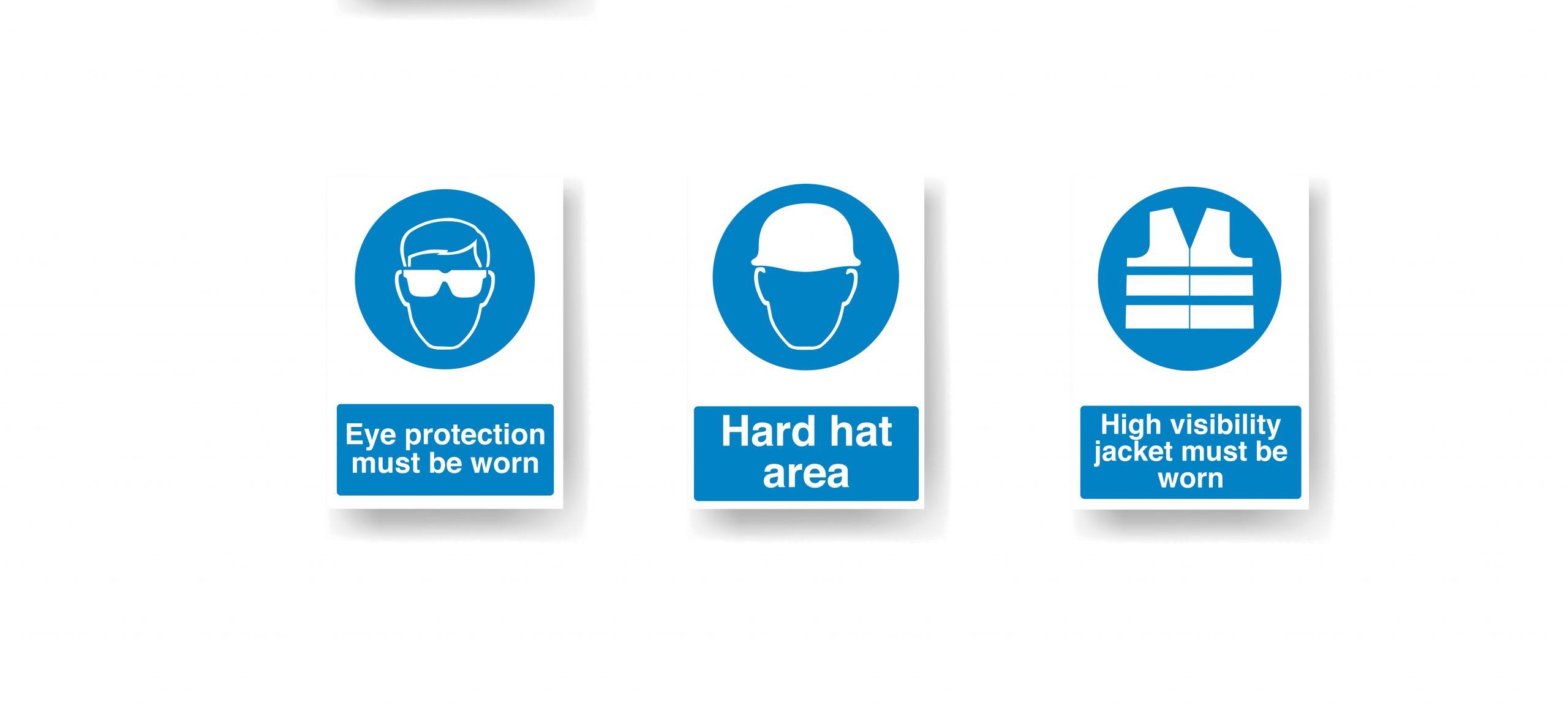Mandatory Safety Signage Norfolk