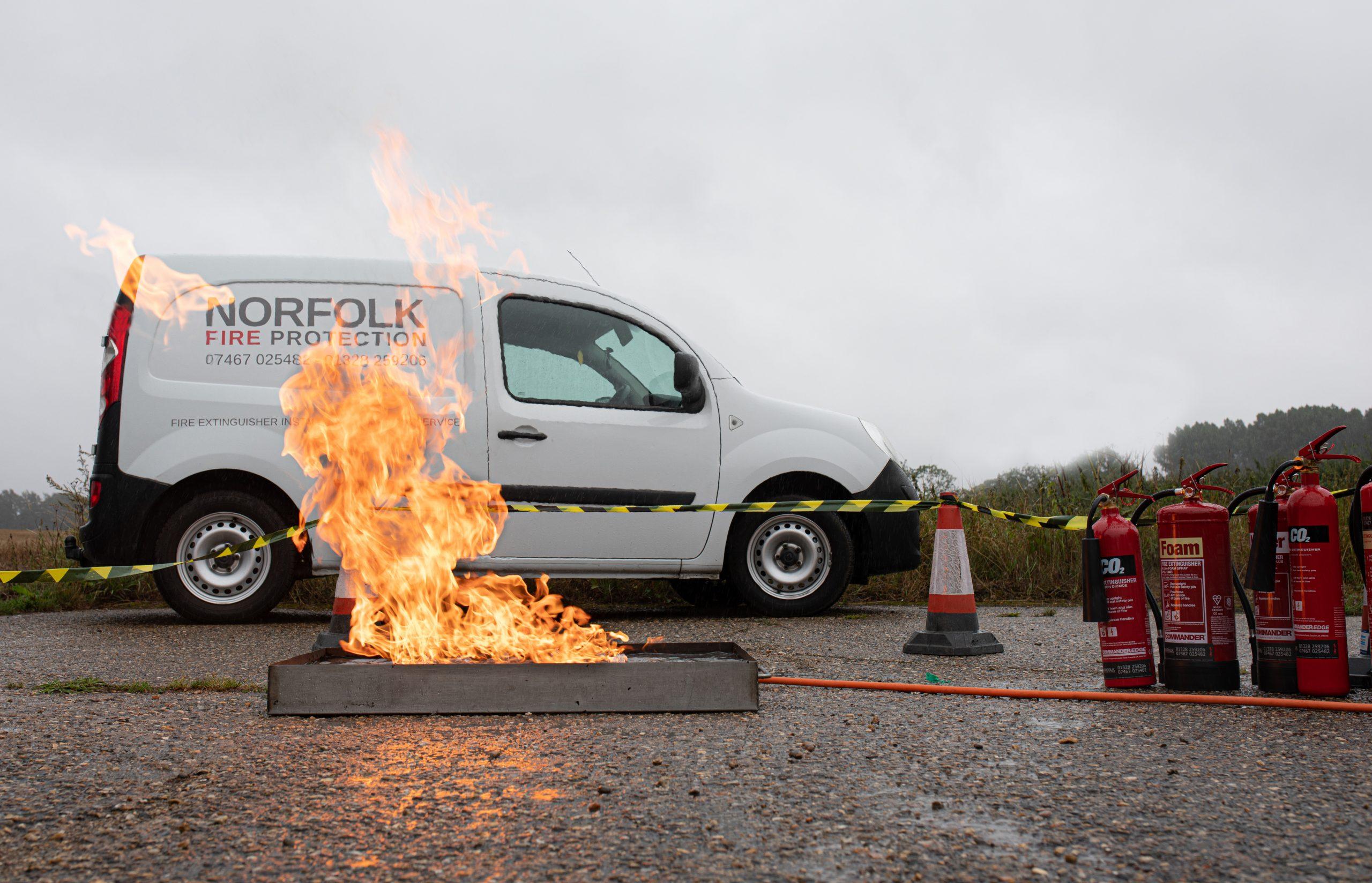 Norfolk Fire Training