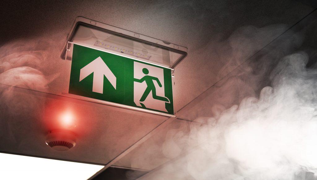 Fire Exit Norfolk Extinguisher Risk Assessment