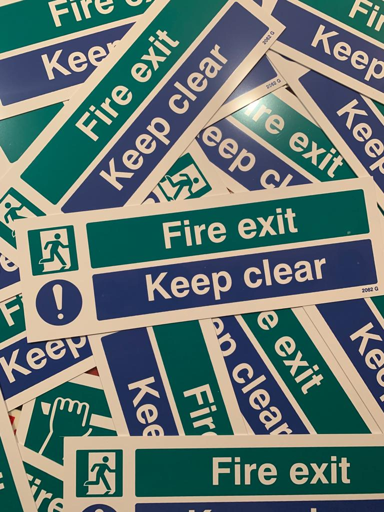 Norfolk Safety Signage