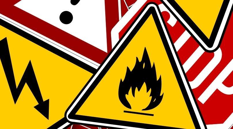 Norfolk Safety Signage Surveys Fire Extinguishers